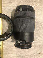 Sony SAL55300 DT 55-300mm f/4.5-5.6 SAM Lens