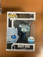 Game Of Thrones Funko Pop. AT&T Exclusive Metallic Night King 44