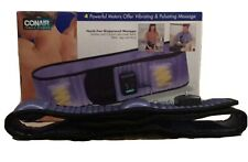CONAIR Comfort belt massager NEW WITH BOX. Never Used.