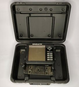 Eagle Ultra Classic Fishfinder Fish Finder Sonar Head Unit With Case Only