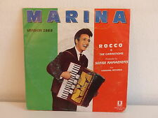 ROCCO & THE CARNATIONS Marina Version 1989 C3436