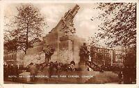 BR59585 royal artillery memorial hyde park corner london real photo  uk