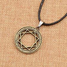 Japan Anime Magi The Labyrinth Of Magic Magi's Pendant Metal Necklace Bronze