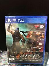 Ninja Gaiden Master Collection / Playstation 4 / Ps4 / English Cover