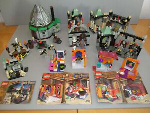 LEGO Harry Potter, 10 Sets, aus Sammlung, Konvolut