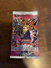 Yu-Gi-Oh Magician's Force Booster Pack! Ultra Rare! Unlimited And Unweighed!