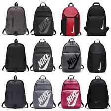 Nike Mens Unisex Backpack Rucksack Bag Sportswear Gym Travel School Trip Case