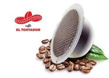 100 CAPSULE COMPATIBILE BIALETTI Caffe el tostador