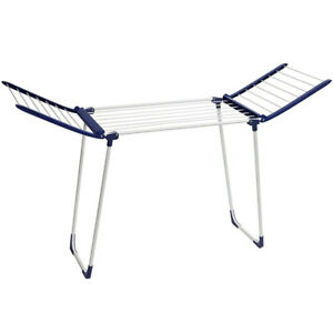 Leifheit Pegasus 120 Solid Compact Clothes Airer / Dryer GLN81720