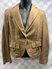 BANDOLINO Stretch Blazer Jacket Women's Size M