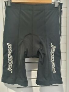 Jaggad Black Cycling Padded Bike  Pants Reflective Womens XXL
