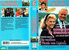 (VHS) Ein Schloß am Wörthersee - Folge 6 - Roy Black, Larry Hagman, Pierre Brice