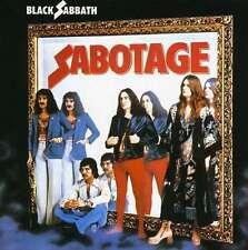 Black sabbath-sabotage-CD-Nouveau/OVP