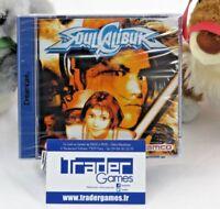 Soulcalibur - Dreamcast PAL EURO NEW neuf Sealed blister RARE
