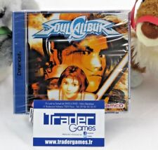 Soulcalibur - Dreamcast PAL EURO NEW neuf Sealed blister RARE