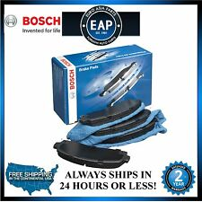 For 06 GS300 09-15 IS250 01-06 Camry Bosch Blue Ceramic Front Disc Brake Pad NEW