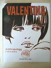 VALENTINA - ANTHROPOLOGY N. 9 - CREPAX CORRIERE DELLA SERA FUM8