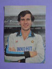 PHOTO CARTOLINA UFFICIALE POSTCARD FOOTBALL INTER BORDON 1981-82 NEW-FIO