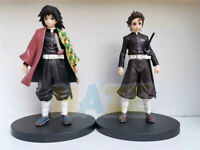 Anime Demon Slayer: Kimetsu no Yaiba Tomioka Giyuu Action Figure Juguetes