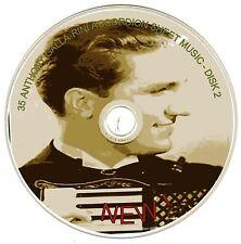 35+ Anthony Galla-Rini Accordion Sheet Music - NEW! - CD#2 of 5
