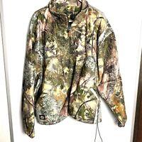 Kings Outdoor Camo Hunting Pull Over Jacket Mens XL Mountain Shadow Hidden Mesa