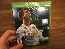 * NEW * Microsoft Xbox One FIFA 18 2018 XB1 Soccer EA Sports FREE SHIPPING! ✔
