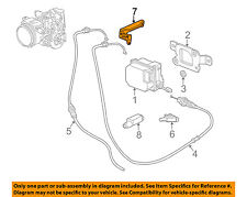 GM OEM Cruise Control System-Cable Bracket 24508592