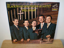 "THE BLACKWOOD BROTHERS QUARTET ...""PRESENT THEIR EXCITING TENOR BILL SHAW""....LP"