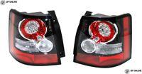RANGE ROVER SPORT 2005 - 2009 2010 - 2013 VALEO BLACK SURROUND LED REAR LIGHTS