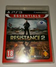 Resistance 2 Essentials FULL ENGLISH Game PS3 PAL Sony PlayStation 3 Complete