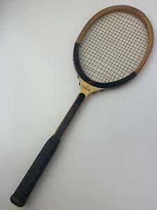 Vintage Bancroft FRS Fiberglass Reinforced Tennis Racquet