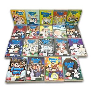 Family Guy Complete Series DVD Boxset Seasons 1 - 19 Excellent Condition