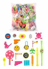 100 pcs Assorted Party Bag Toys Pinata School B'day Gifts Kids Loot bag Fillers