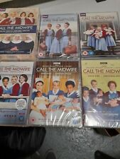 CALL THE MIDWIFE - COMPLETE COLLECTION SERIES 1 - 9 (DVD SETS) NEW SEALED