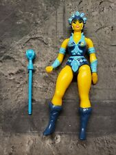 Vintage Evil-Lyn He-Man MOTU Masters of the Universe Figure Complete with Wand