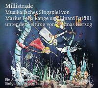 SINFONIEORCHESTER BASEL-LINARD BARDILL - MILLISTRADE  CD NEU