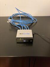 Cisco LINKSYS SD205 5-Port Ethernet Hub Switch Internet 10/100 Network Switch