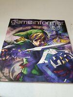 Game Informer Magazine #222 Legend of Zelda 25 Year Retrospective EUC