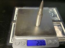 COOL TWO OUNCE FINE SILVER 999 AG BULLET  2 OZ. FINE SILVER