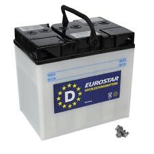 30Ah Rasentraktor Motorrad Batterie Aufsitzmäher 12V 53030 Y60 N30L A