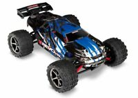 Traxxas E-Revo 1/16 VXL 4WD RTR TQi TSM Blue - with Batt/Charger