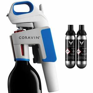 Coravin Model One Advanced - Wine Bottle Opener and Preservation System,