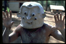 381079 Asaro Mud Men New Guinea A4 Photo Print