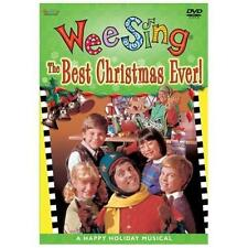 Wee Sing The Best Christmas Ever! DVD Norental A Happy Holiday Musical Very Rare