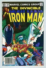 The Invincible Iron Man #162 September 1982 VG+
