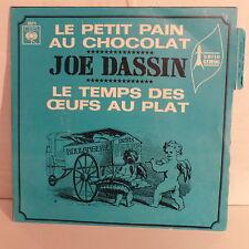 JOE DASSIN Le petit pain au chocolat .. 3871