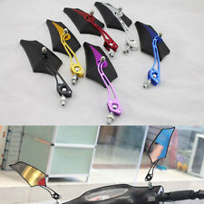 Universal Custom Motocycle Rear view Mirror Scooter Side Mirrors for Honda KTM