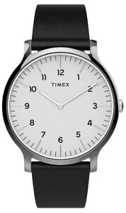 Timex Gents Easy Reader Norway Watch TW2T66300 NEW
