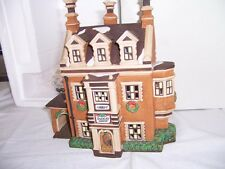 "Department 56 Dickens Village ""Dursley Manor"" #58329 MINT!!"