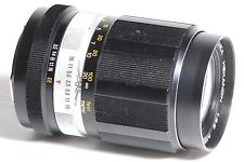 Konica 135mm f/3.5 Hexanon Camera Lens SN 7347931